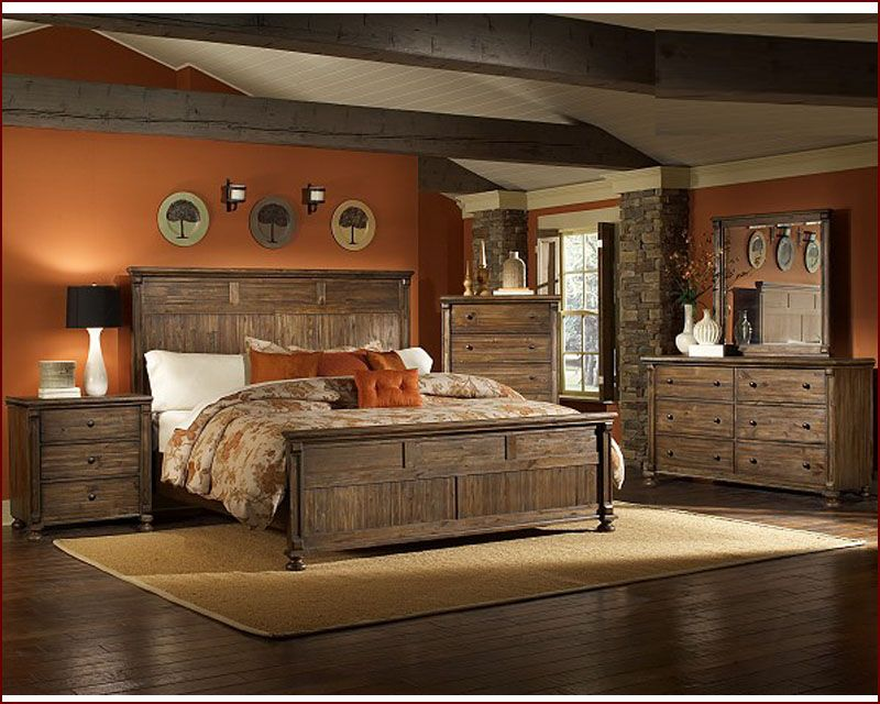 BedroomElegant Traditional Bedroom Design Ideas With Rustic