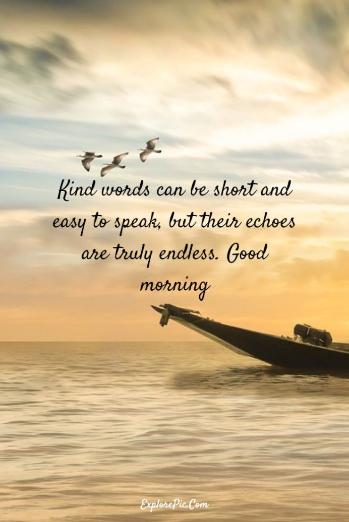 100 Beautiful Good Morning Quotes Sayings About Life 10
