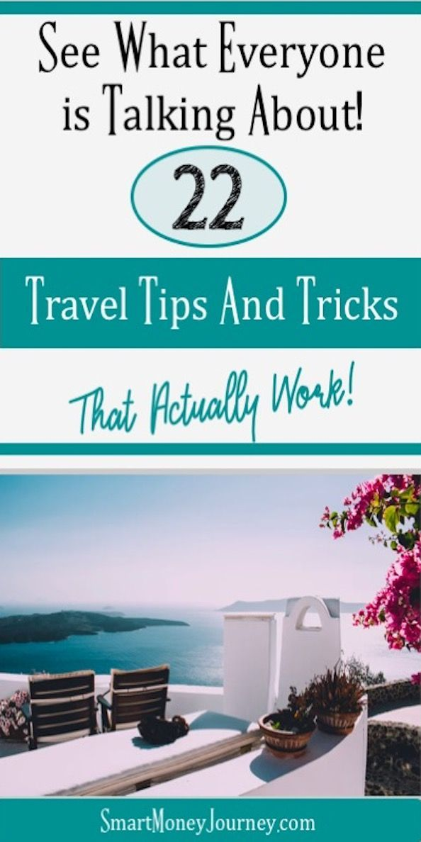 Photo of 22 Travel Tips and Tricks That Actually Work {in 2019} – Smart Money Journey
