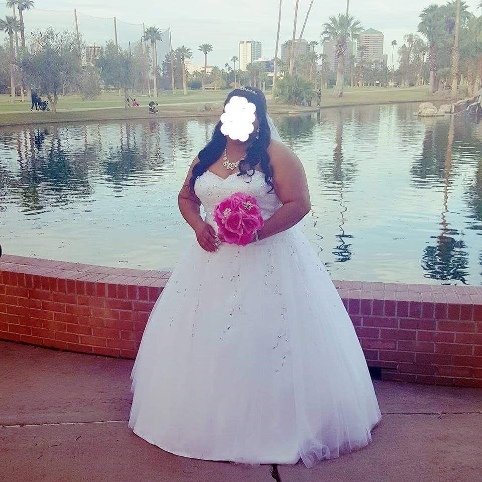 Plus size wedding dress size w wedding dresses u accessories