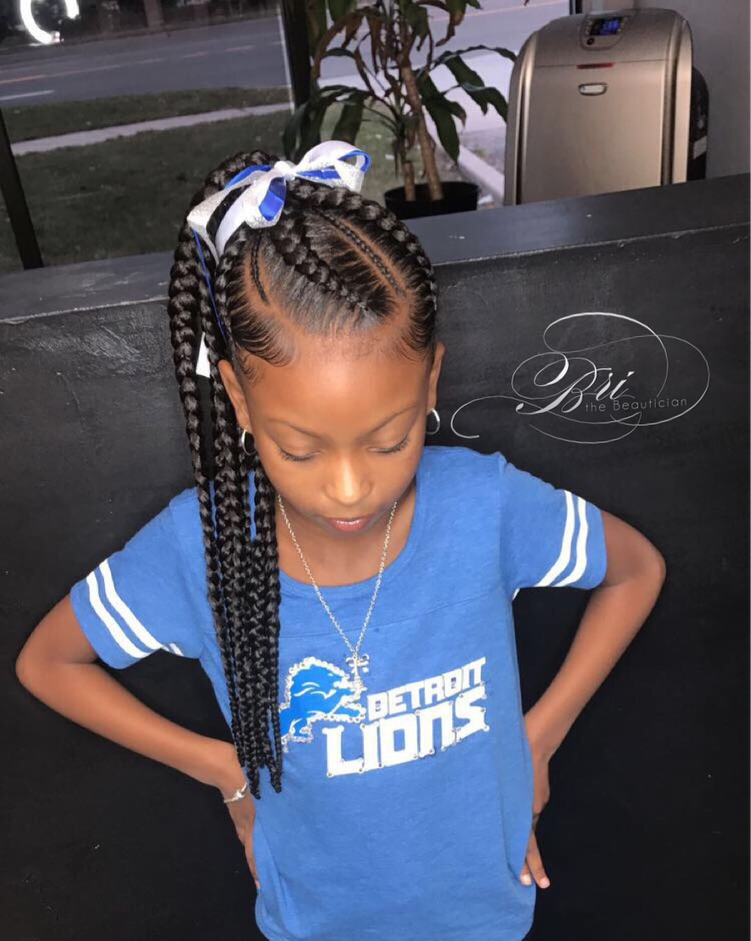 Only Ages 10 Feedinbraids Braidedponytail Girlyhairstyles Littlegirlhairstyles Littlegirlbraids Kids Hairstyles Girls Kids Hairstyles Lil Girl Hairstyles