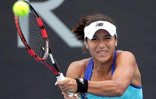 Heather Watson Outclasses Sloane Stephens at Hobart International - http://www.tsmplug.com/tennis/heather-watson-outclasses-sloane-stephens-hobart-international/