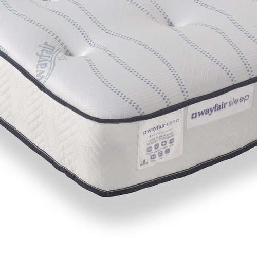 Pocket Memory 1500 Mattress Wayfair Sleep Size Small Double 4 Memory Mattress Mattress Shop