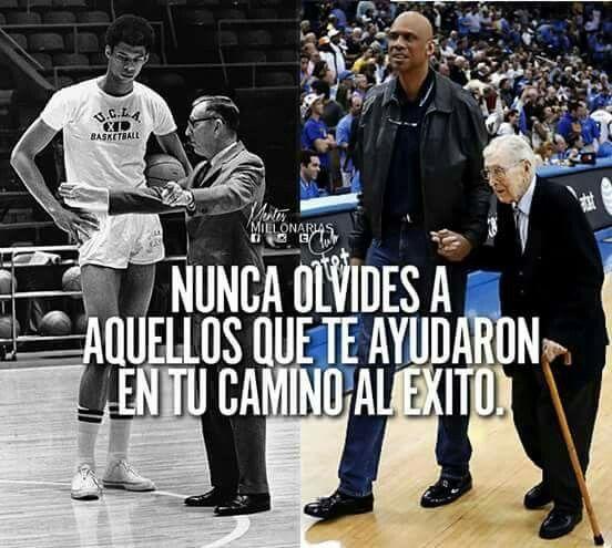 Un gran y sabio consejo que nunca debemos olvidar!!! #anabelycarlos #caminodelexito #lazymillionaires