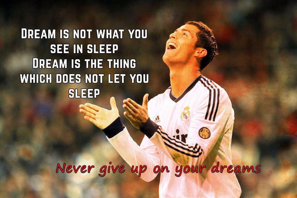 Players Sayings On Twitter Ronaldo Quotes Cristiano Ronaldo Quotes Motivational Soccer Quotes