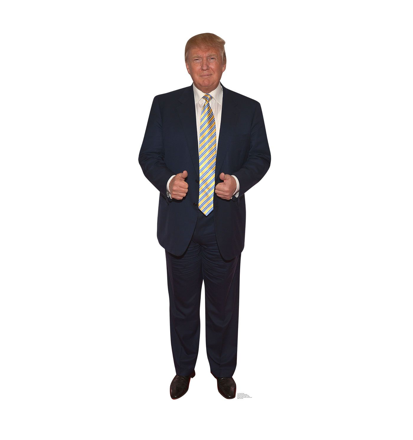 """eb9ed6a7ec873 Show your Trump pride and help """"make America great again"""" with a lifesize  cardboard cutout of your favorite Presidential Candidate today!"""