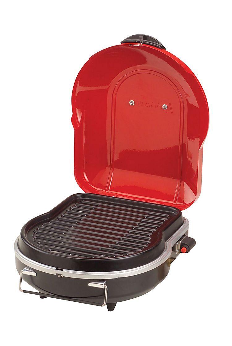 Coleman Fold 'N' Go InstaStart Portable Propane Grill