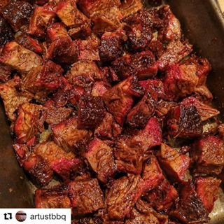 Repost Artustbbq・・・beef Rib Burnt Ends Doesn T Really Need A Lot More Explanation Than That