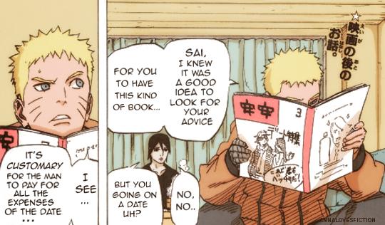 Naruto dating hinata part