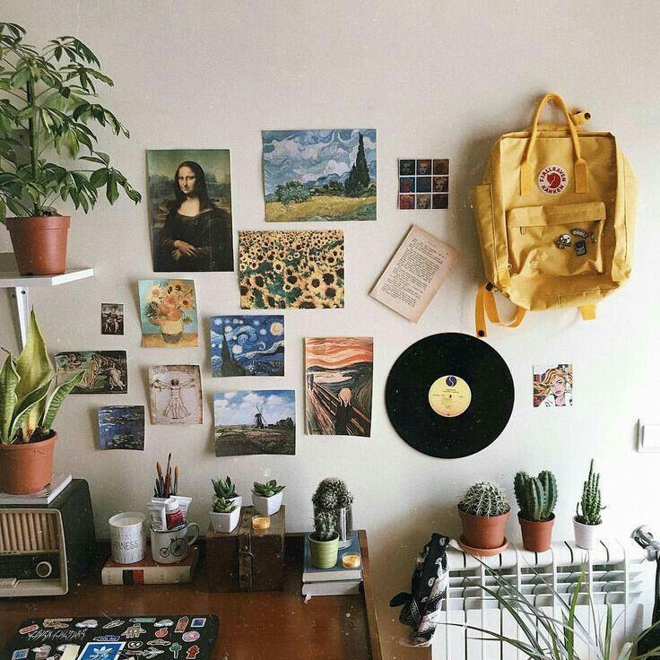 @MatildeRetro | Aesthetic room decor, Aesthetic bedroom ...