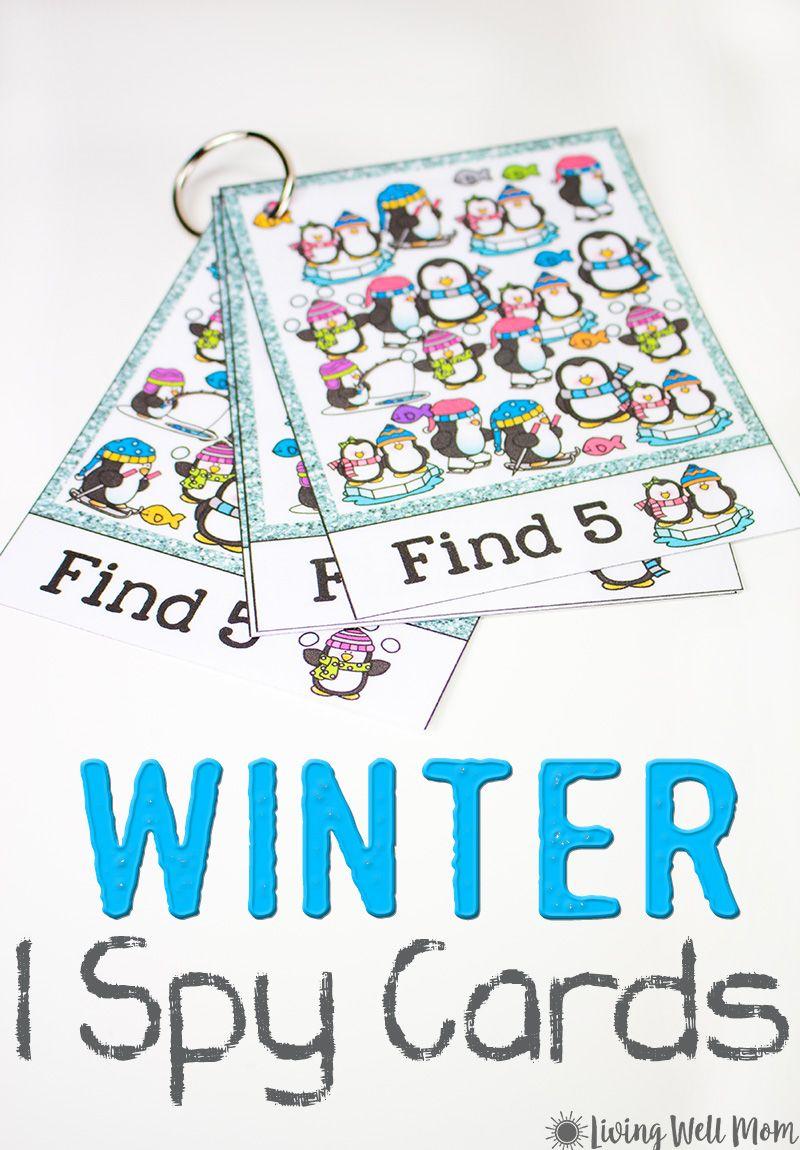 Winter I Spy For Kids Free Printable Living Well Mom Winter Activities Preschool Winter Activities For Kids Winter Preschool [ 1150 x 800 Pixel ]