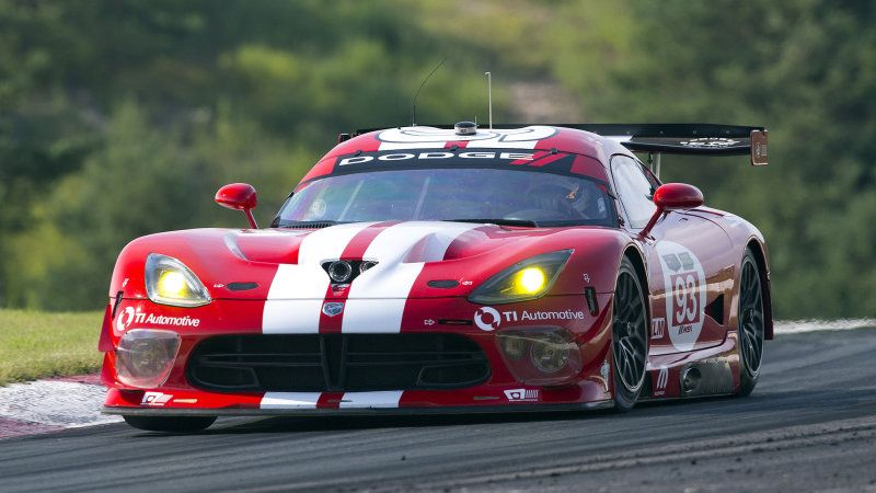Dodge Viper Returning To Le Mans This Year Dodge Viper Dodge