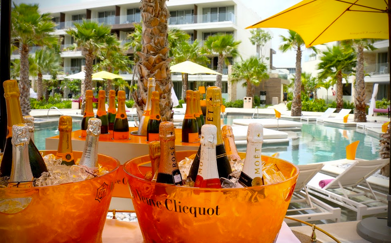 Pop The Bubbly Enjoy An Amazing Bachelorette Or Bachelor Party At Breathless Riviera Cancun Riviera Cancun Resort Cancun Resorts Riviera Cancun