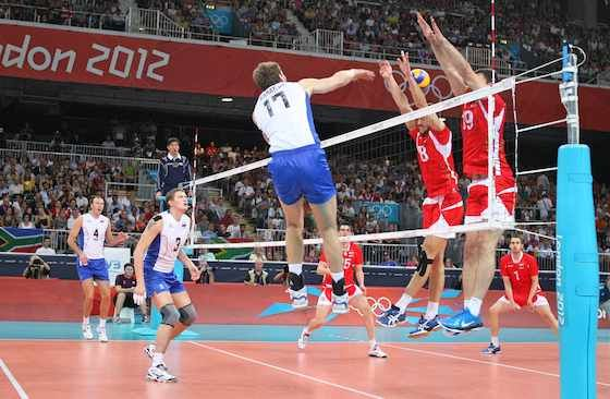 Russia And Brazil To Clash In Men S Olympic Volleyball Final Olympic Volleyball Rio Olympics 2016 Sports