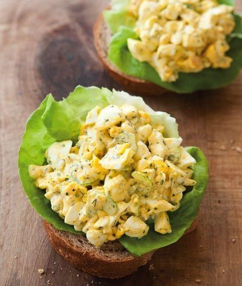 Egg Salad Recipe Taste