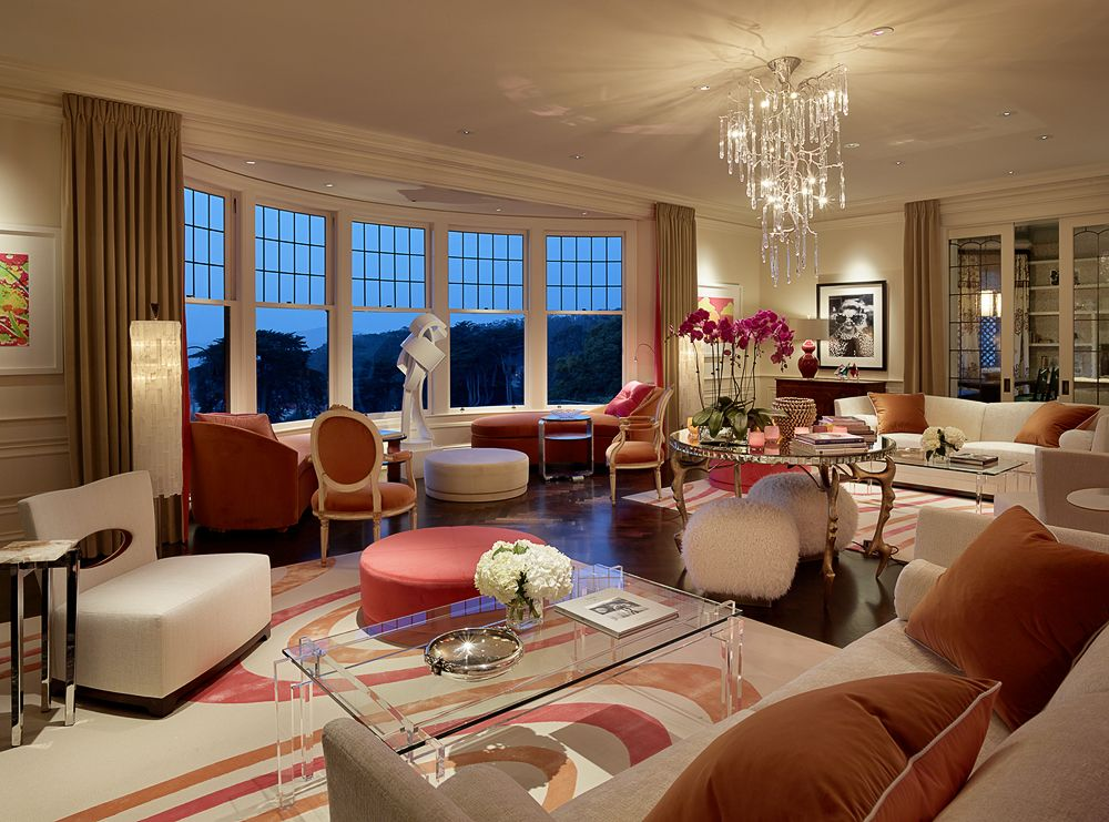 view a phillip silvers caption on dering hall silver living room
