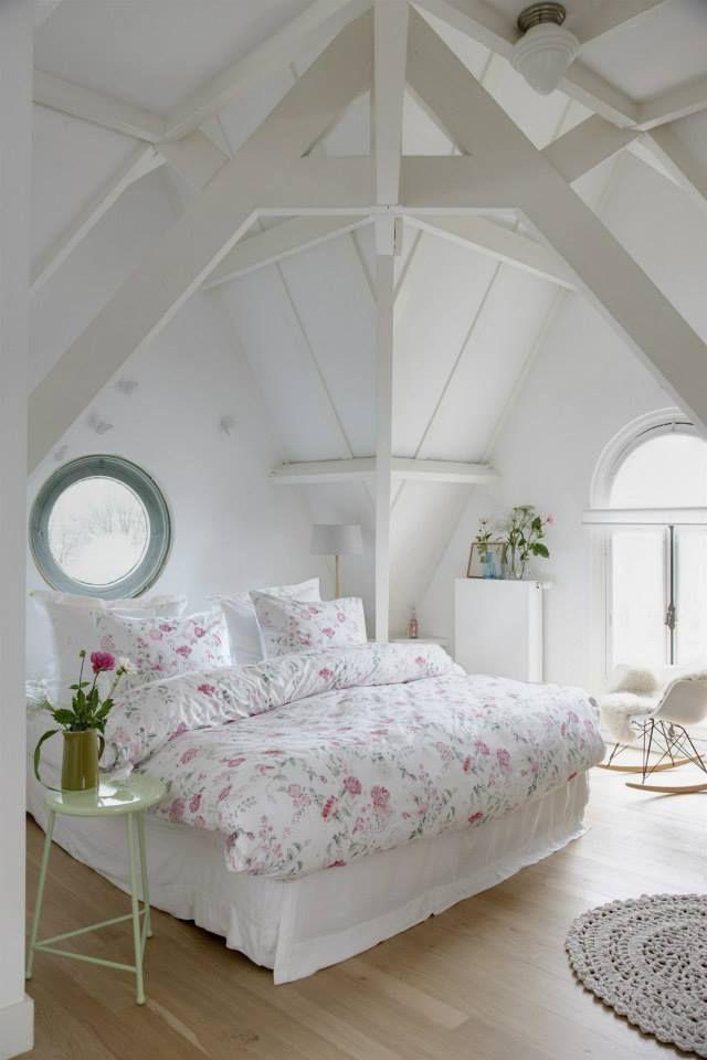 Romantica camera shabby chic! | Mobili e Idee d\'Arredamento ...