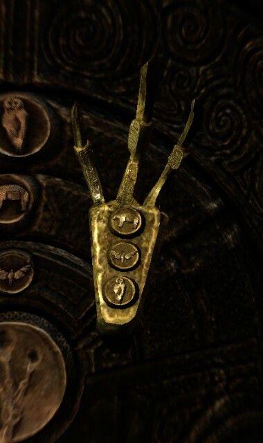 How To Get Past The Golden Claw Door In Skyrim