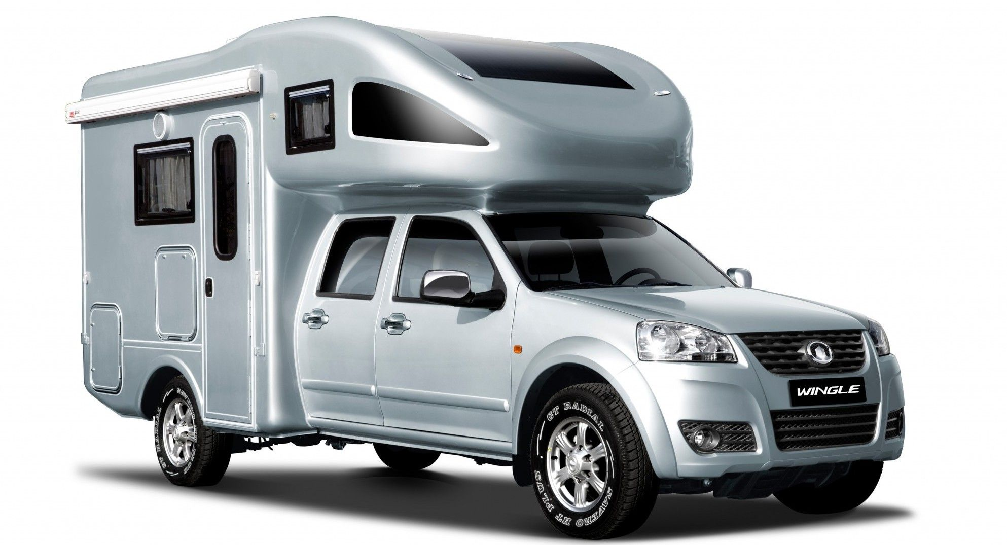 Great Wall Wingle Rv Http Tfltruck Com 2014 04 Could