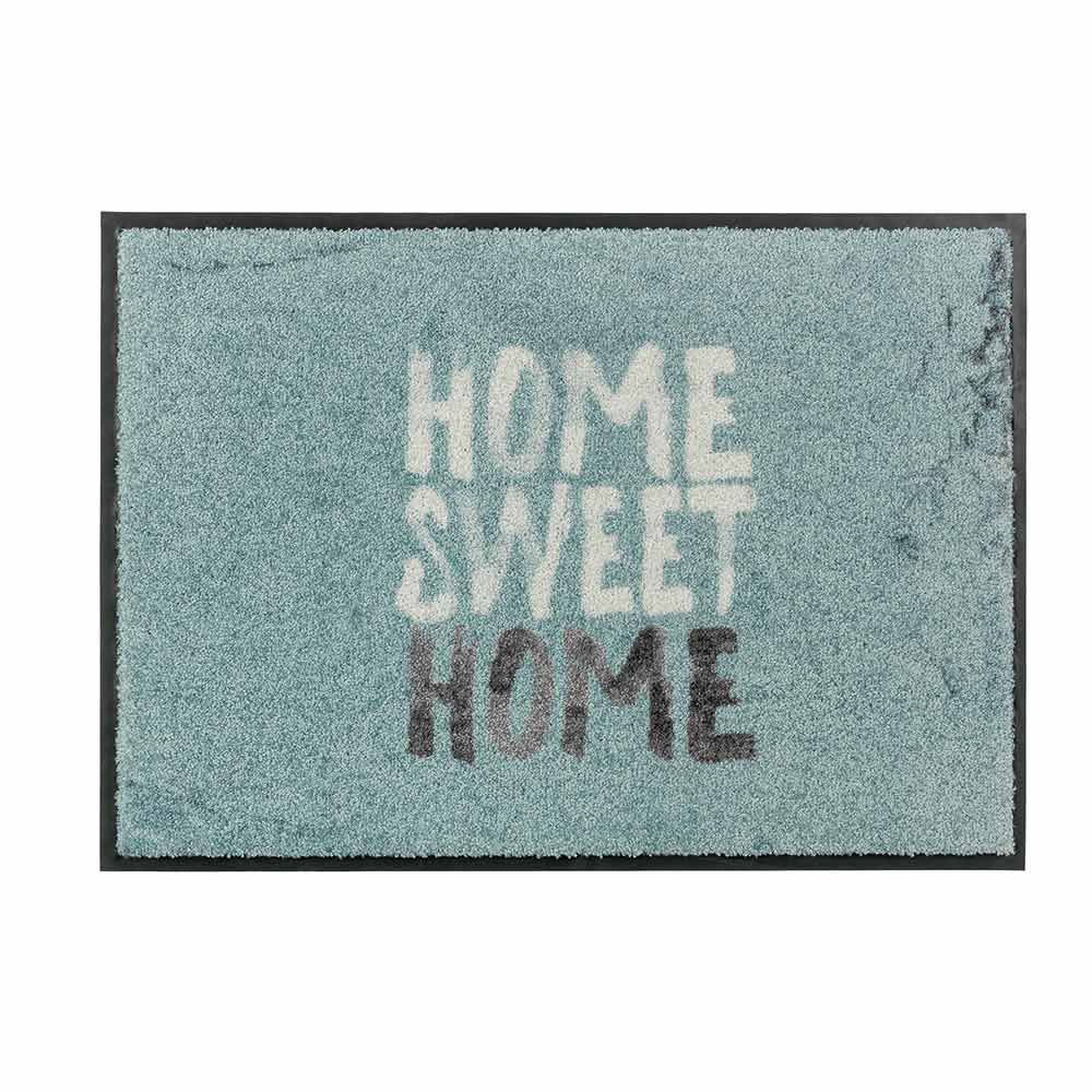 Hochwertige Fussmatte Broadway Schoner Wohnen Sweet Home Turkis 70x110 Cm Art Nr 1680070132 Bei Livingfloor Gunstig Online Fussmatte Schoner Wohnen Sweet Home