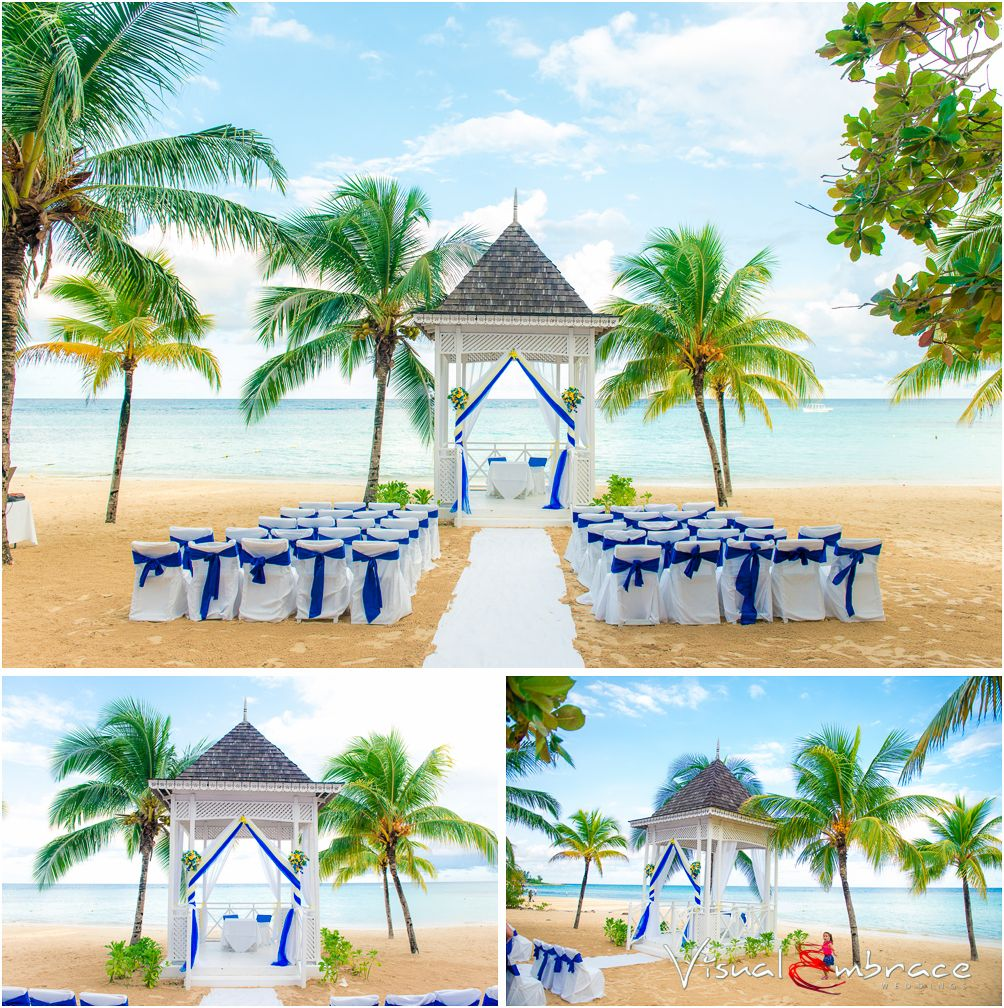 Jamaica Riu Ocho Rios Wedding Weddings By