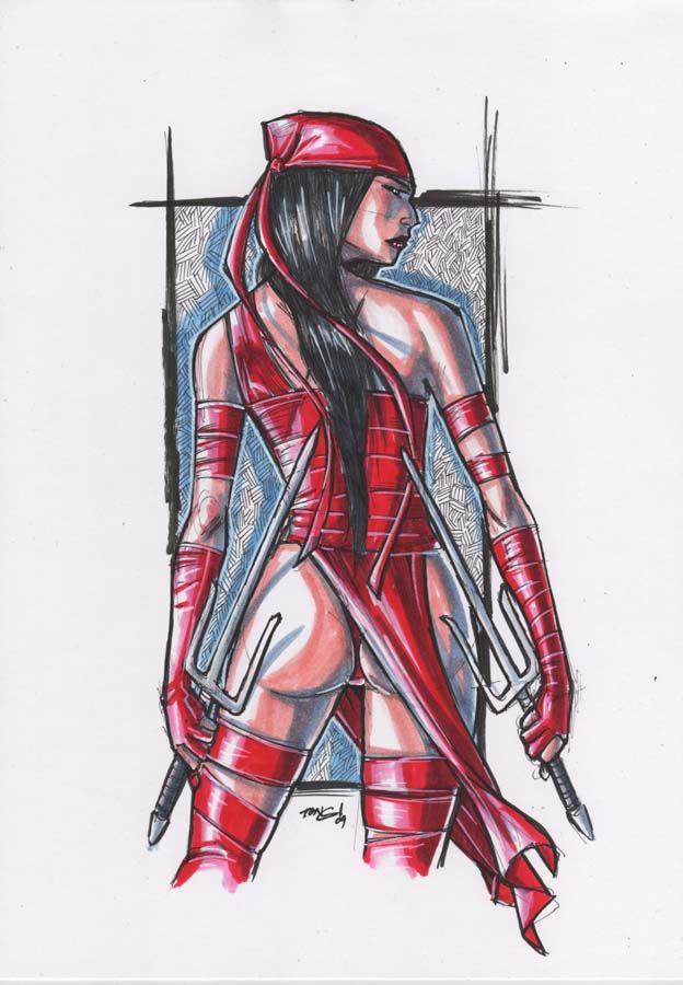 Elektra - Andie Tong