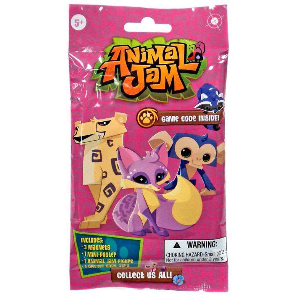 Animal jam card mystery pack in 2020