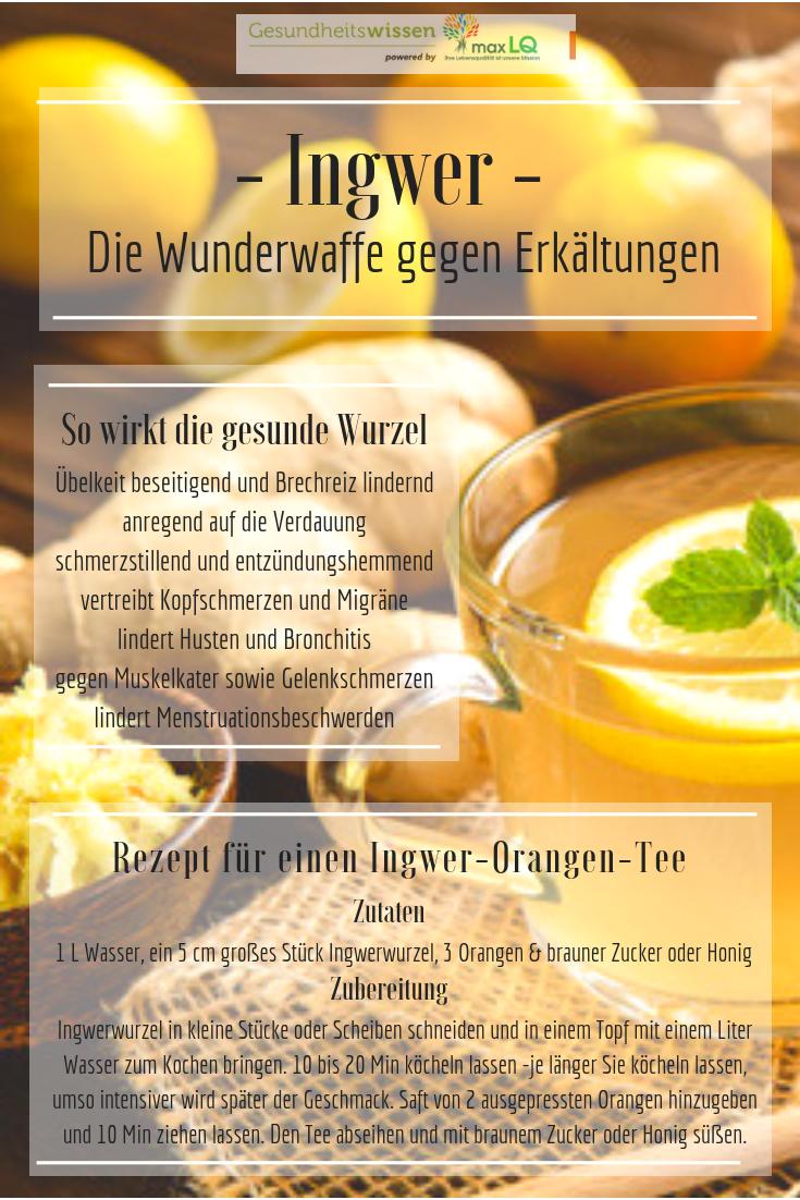 Photo of Ingwer als Heilmittel: Inhaltsstoffe, gesunde Wirkung, Zubereitung und leckere Rezepte mit Ingwer