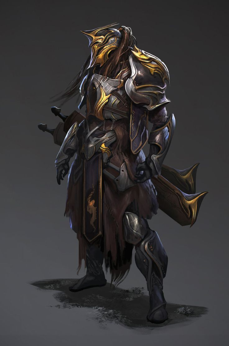 Char 5 by Nookiew knight fighter paladin olatemail armor armor clothes clothing fashion player ...