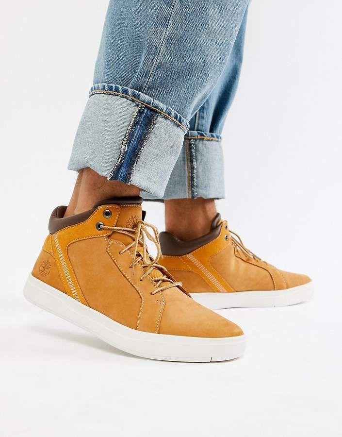 Timberland Davis Square chukka boots in
