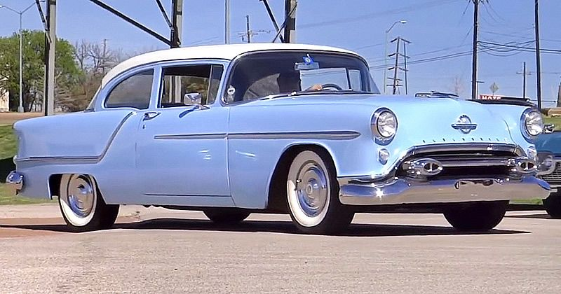 1954 Oldsmobile Eighty-Eight - Video Walkaround