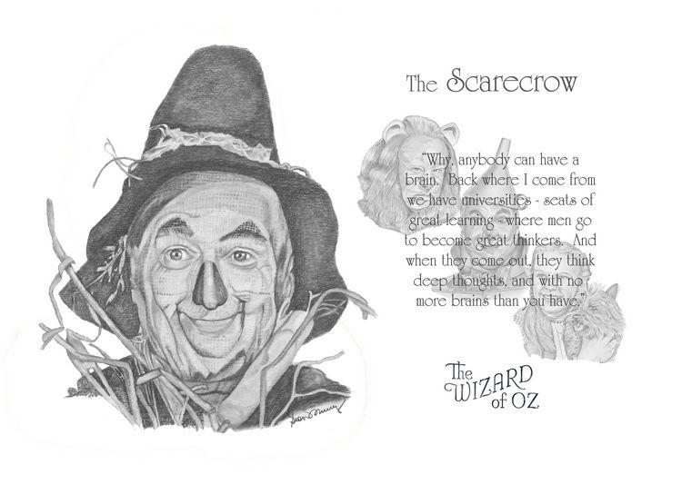Scarecrow love quotes
