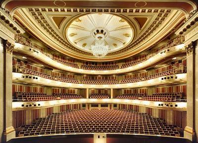 Opera Ballet Concerts Music Festivals Opera Berlin Opera House