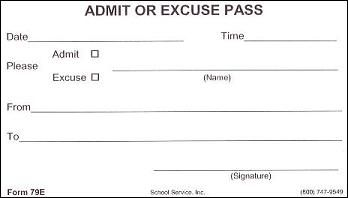 blank printable doctor excuse form projects to try pinterest