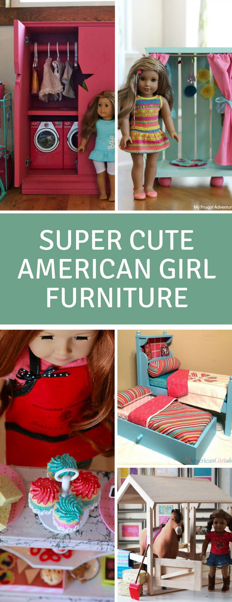 30 diy american girl furniture projects you need to see