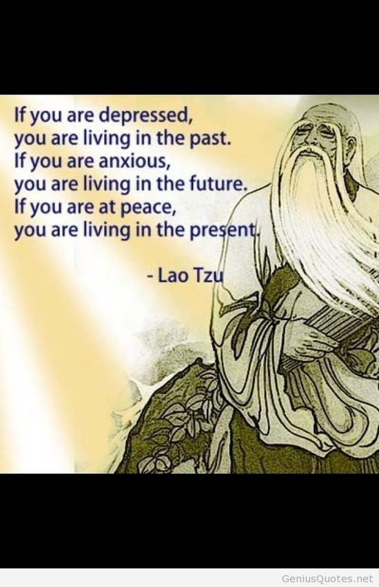 If you are depressed quote image