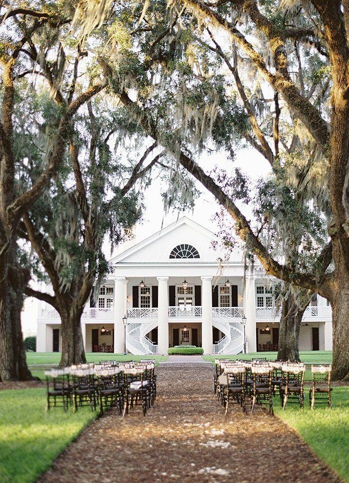 Plantation Style Weddings Venues Plantations Southernweddings