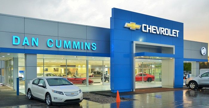 Freelancer Start Bootstrap Theme Car Dealership Cummins Chevrolet