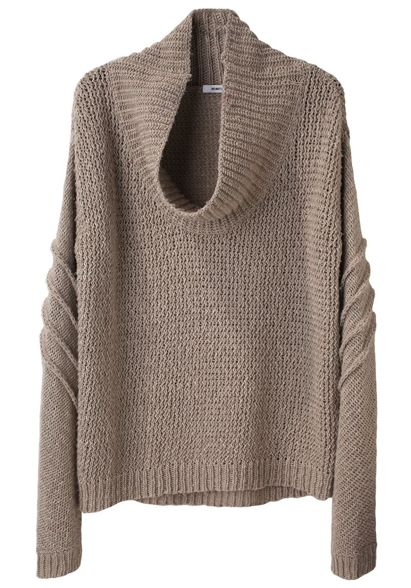 c5cec82de33c6 Helmut Lang Cowl Neck -- I just need every sweater in the WHOLE world. Is  that too much to ask