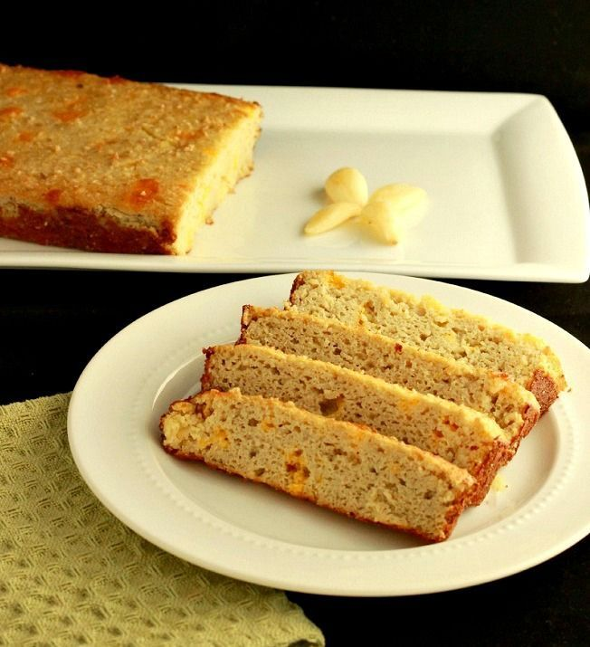 Sneaky Cheesy Garlic Bread grain free is a primal low carb bread with hidden v  Whitney Roessler