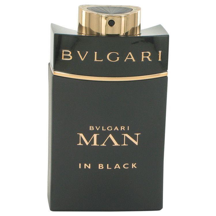 Bvlgari Man In Black By Bvlgari EDP Spray (Tester) 3.4 Oz For Men