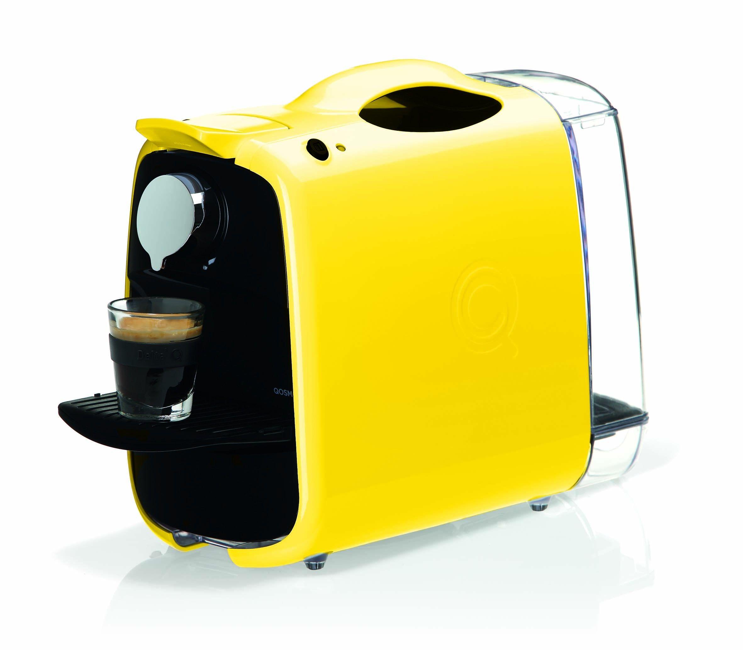 Máquina Café Expresso DELTA Q Qosmo 2.0 Gloss Qanario