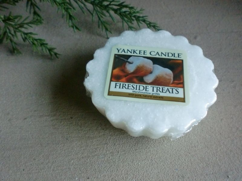 Fireside Treats  Yankee Candle Tart
