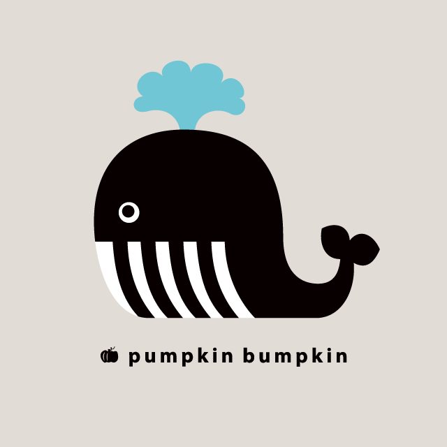 Whale, pumpkin bumpkin #illustration #painting #drawing # ...