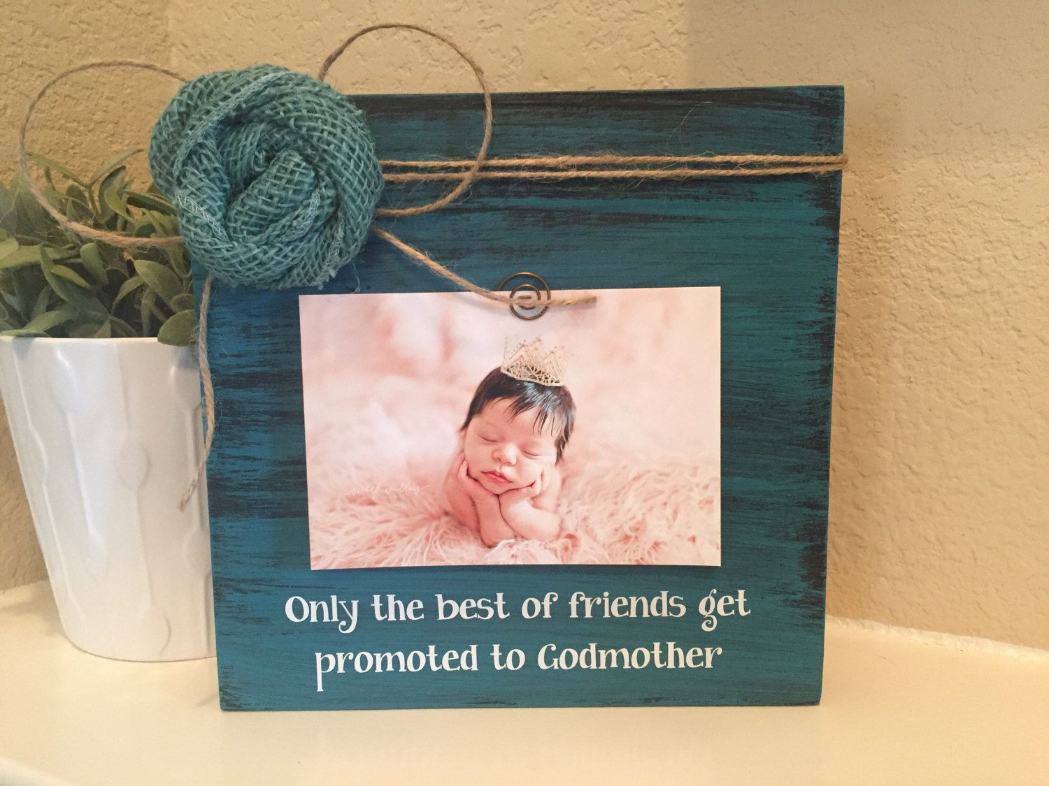 Godmother frame Godmother gift only best friends get promoted to ...
