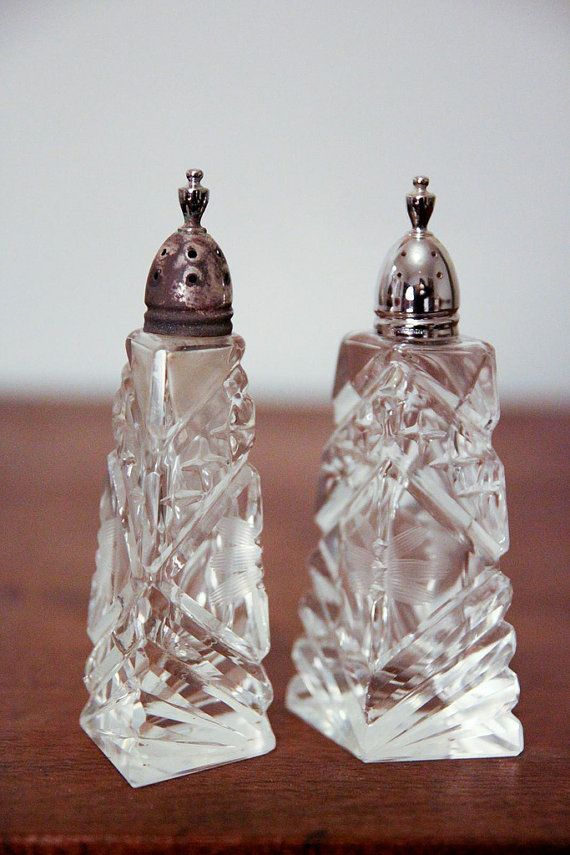 Pin On Antique Cut Etched Crystal Glass