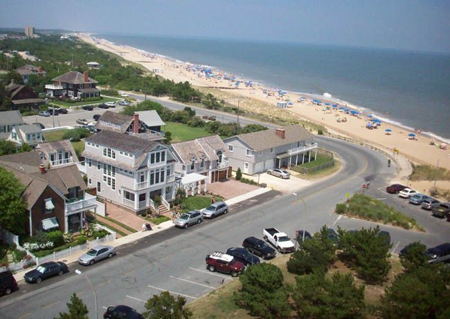 The Gentle Breezes Peaceful Sound Of Waves In Distance Rehoboth Beachbeach