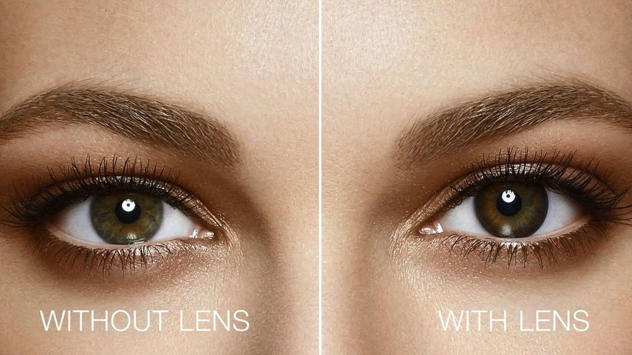 A natural looking enhancement 1 day acuvue define brand contact acuvue wants women to start thinking a little differently about how they line their eyes the contact lens brand is breaking into the beauty market with the nvjuhfo Image collections