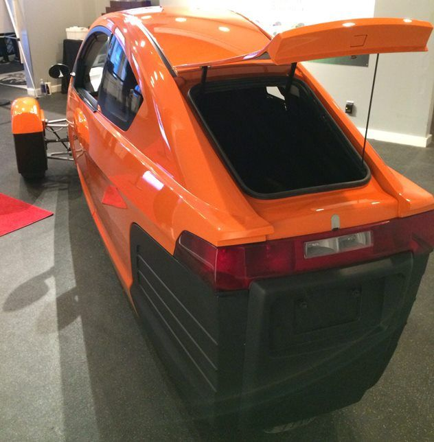The Quirky 80 Mpg 6 800 Elio Should Debut Next Year Cars Tech Design