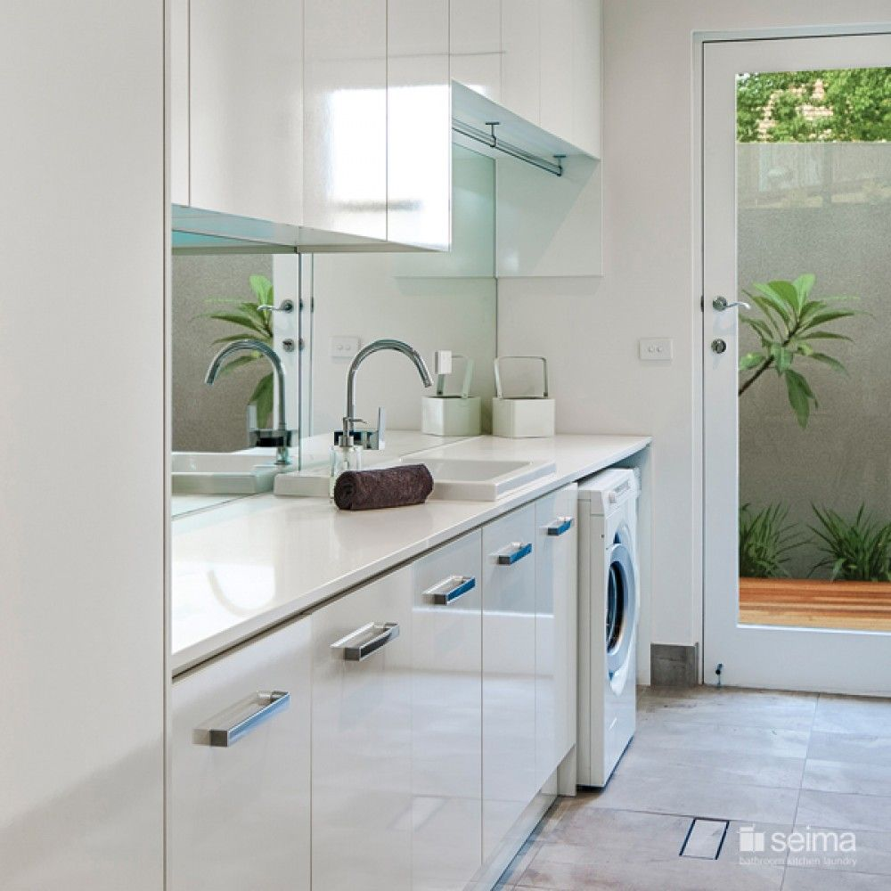Seima Eva Ceramic Laundry Sink. Buy Online At The Blue